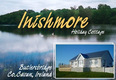 self catering holiday accommodation county cavan ireland